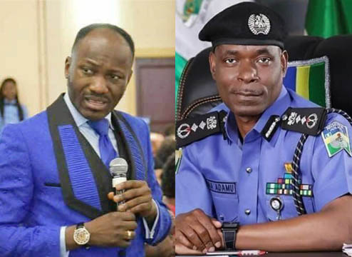 IGP orders an investigation after a pastor accused Apostle